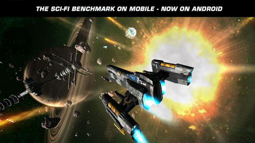 Galaxy on Fire 2 HD - screenshot