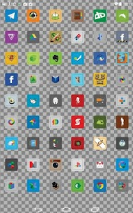 IconFlat - Color Icon Pack HD - screenshot