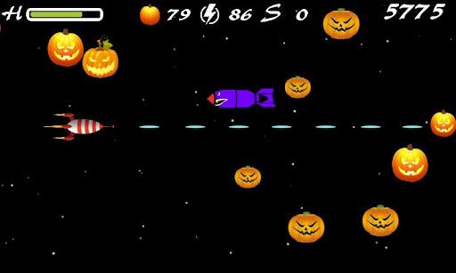 Space Pumpkins