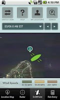 Screenshot of ScoutLook® Weather FishLog