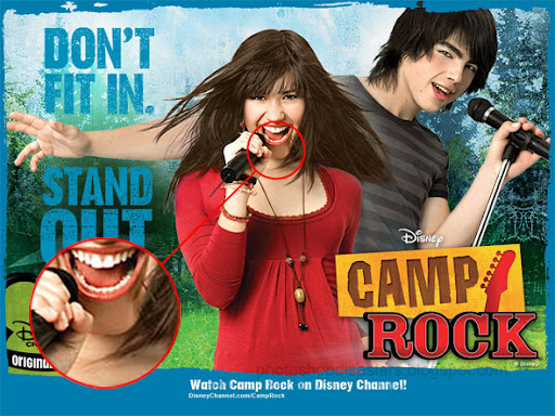 Camp Rock PSD