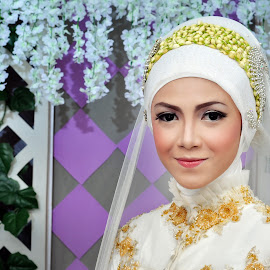 by Herdi Anwar - Wedding Other ( wedding, woman )