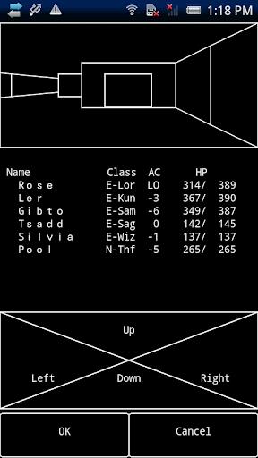 Wandroid #3 KOO - screenshot