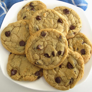 Lindsay Ann's Perfect Small Batch Chocolate Chip Cookies
