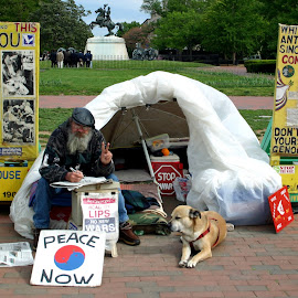 Peace Now by Benny Berget - News & Events Politics