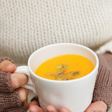 Smoky Sweet-Potato Soup