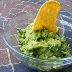 Authentic Fresh Guacamole