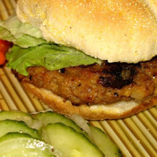Turkey Cheese Burgers