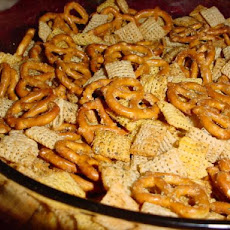 Pizza Flavored Snack Mix