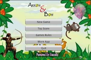 Screenshot of Arrow And Bow (Lite)