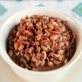 Cajun Black-Eyed Peas