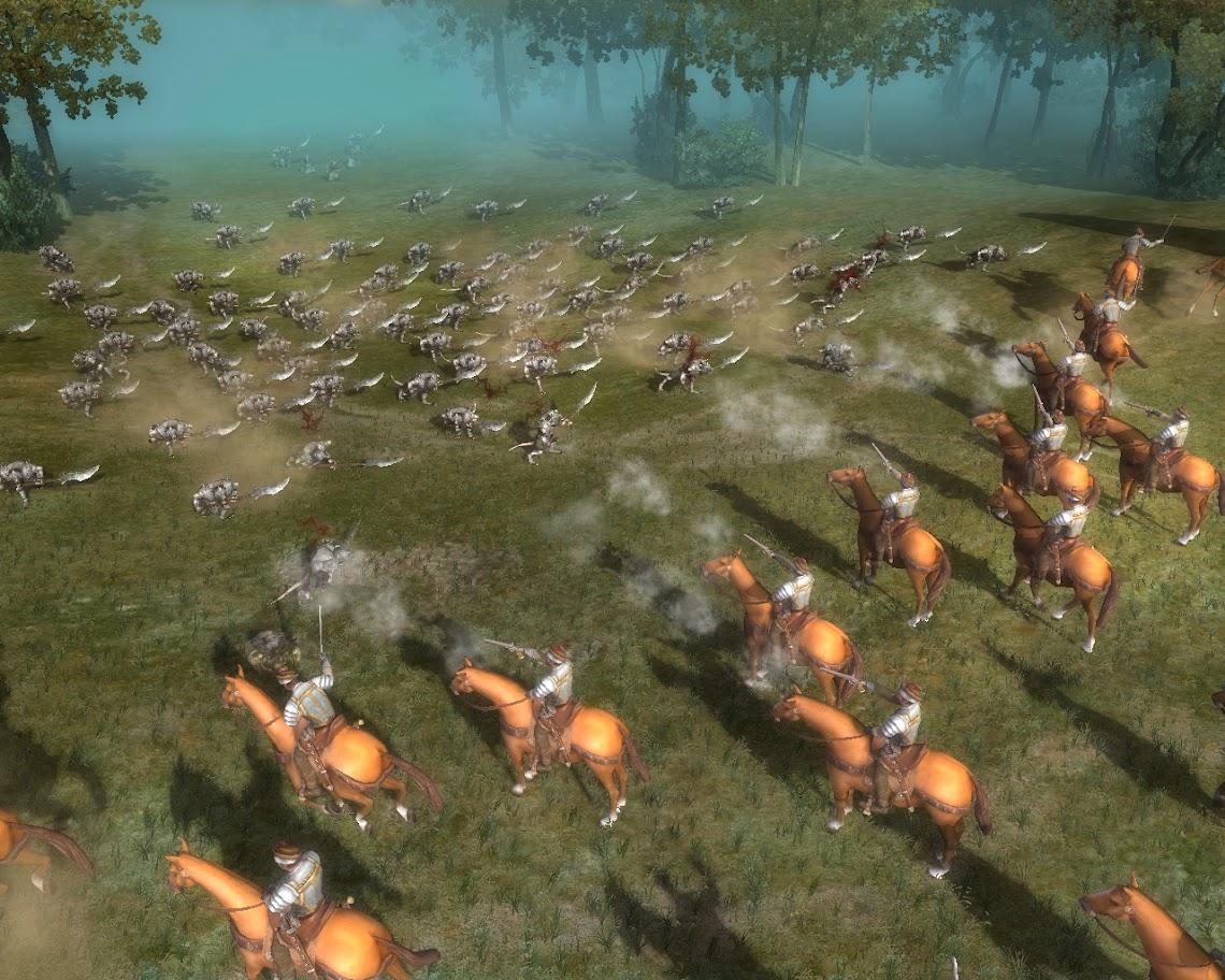 Warhammer: Battle Marches revealed by Namco Bandai
