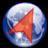 Map Compass (Donate) icon