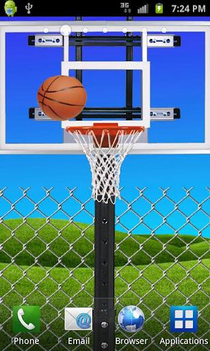 篮球即时壁纸