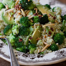 Double Broccoli Quinoa