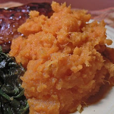 Sweet Potato Mash