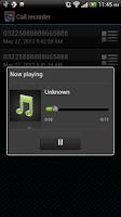 Screenshot of Call Recorder Free