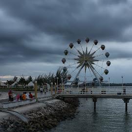 Coastarina by Alvendo Aranski - Landscapes Travel ( cloudy, travel, landscape, batam, travel photography )