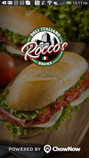 Rocco's Deli - screenshot