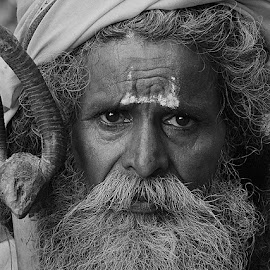 Intense mood by Rakesh Syal - People Portraits of Men (  )