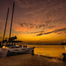 No Name by Fe Photowork - Landscapes Sunsets & Sunrises ( sunset, sunrise, landscapes )