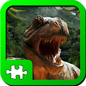 APK Game Puzzles: Dinosaurs for BB, BlackBerry