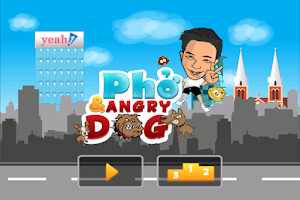 Screenshot of Pho & Angry Dog