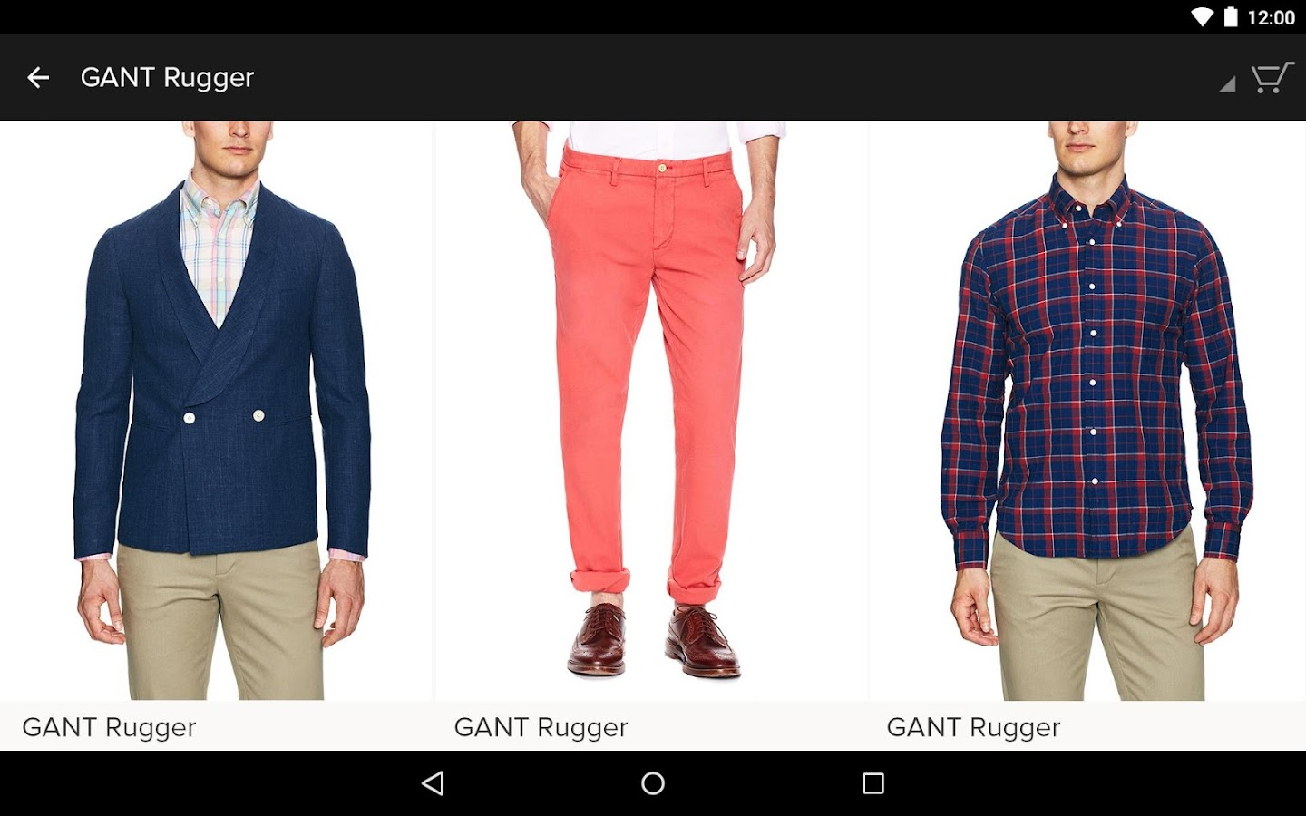 Gilt - Shop Designer Sales Screenshot 7