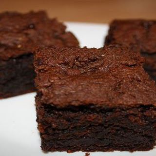 Healthy Almond Butter Brownies