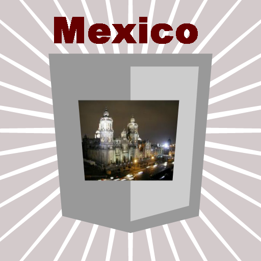 Mexico Travel Guide LOGO-APP點子