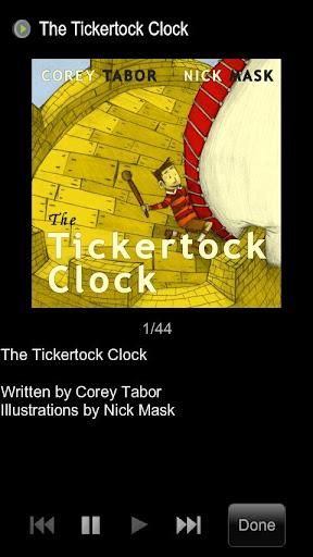 The Tickertock Clock