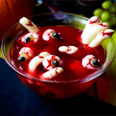 Scary Halloween jelly
