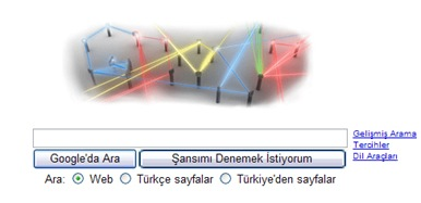 google-laser