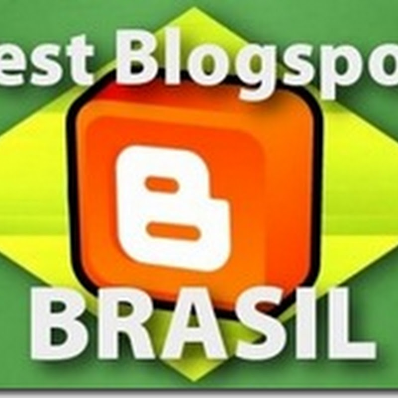 Prêmio Best Blogspot Brasil