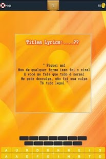 Guess Lyrics: Lucas Lucco - screenshot