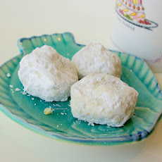 Russian Tea Cakes (No Nuts)