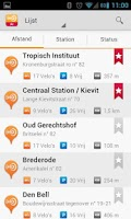 Screenshot of Velo Antwerpen