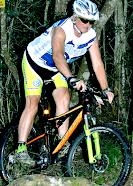 Mountain Bike in Plett