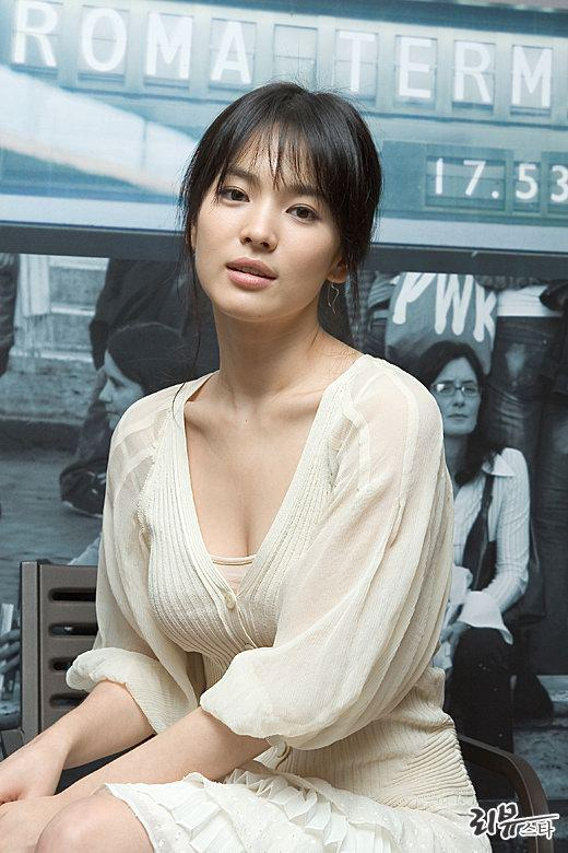 Song Hye-Gyo, Sexy Fashion Gallery