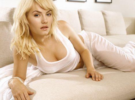 sexy Elisha Cuthbert poster
