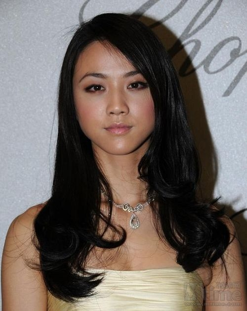 Tang Wei as Sexy popular actress in China
