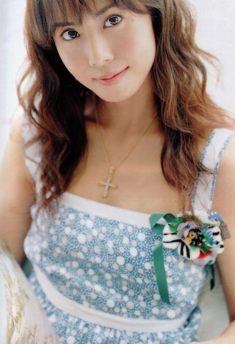 Japanese Actress Matsushima Nanako