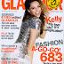 Kelly Brook' Glamour Magazine October 08