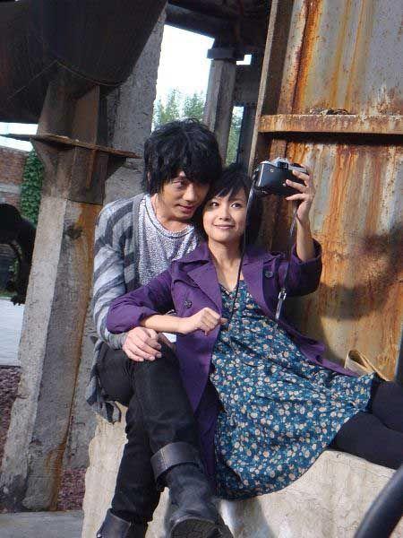 Shin and Xu Jinglei