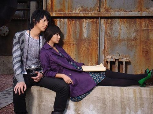 Shin and Xu Jinglei