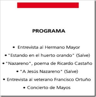 Programa Mayos-2