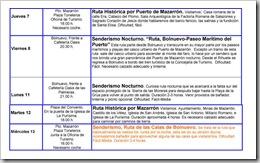 PROGRAMACIÓN SERVICIO DE OCIO 2008-7