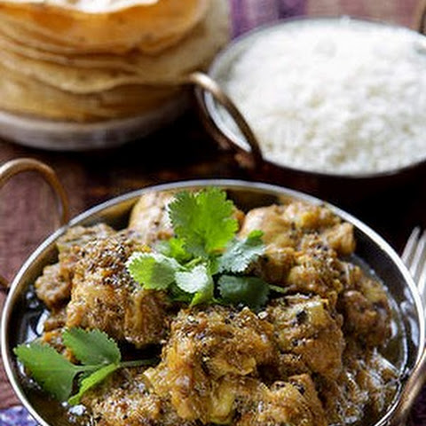 Peppery Chicken Curry