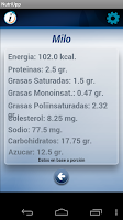 Screenshot of Nutriupp