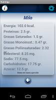 Screenshot of Nutriupp